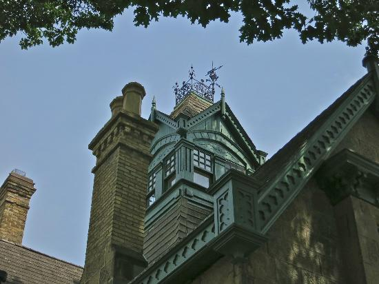 The Livingston Inn: Tower / Crow's Nest