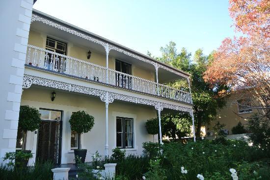 Middedorp Manor: The manor 