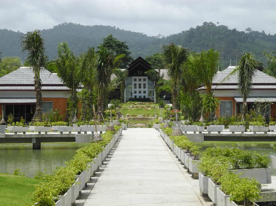 Beyond Resort Khaolak: Hotelanlage