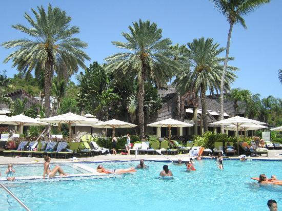 Gigantic pool
