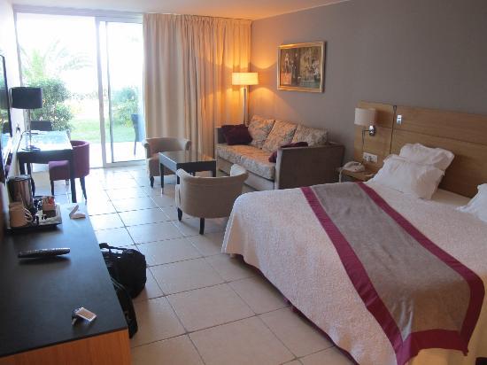Hotel Dolce Vita : La chambre