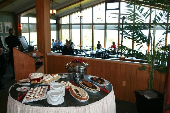 McCurdy's Dining Room : Desert for Buffet
