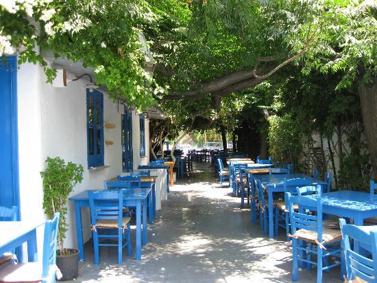 Tony's Taverna: Restaurant