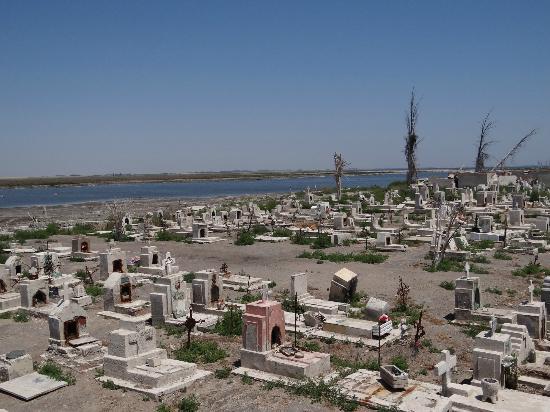 El Cementerio de Carhue
