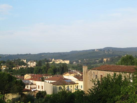 Villa Belvedere - Florence: Our view