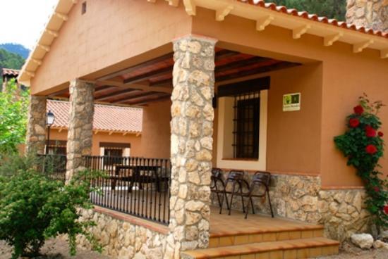 Casas rurales Batan Rio Tus