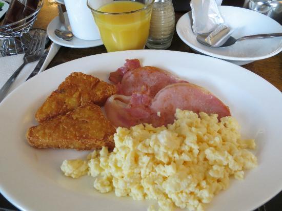 Abbey Bed and Breakfast : My breakfast