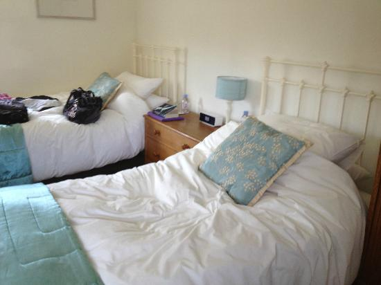 Corner Farm: Very comfy beds!