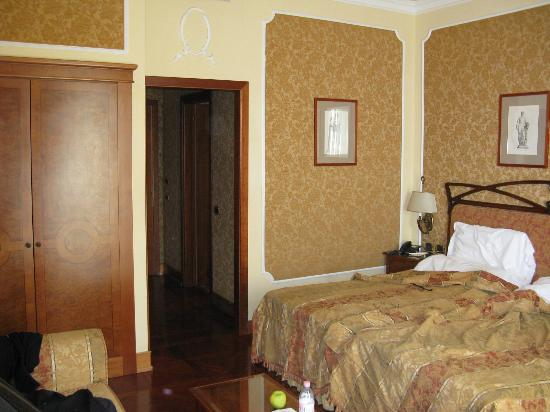 Villa Morgagni: Spacious room!