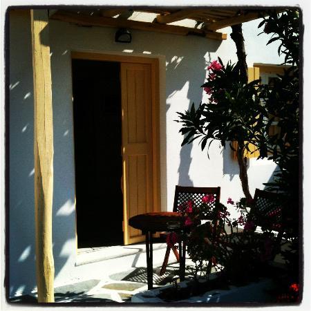 Lianos Village Hotel: mein klein Häusken