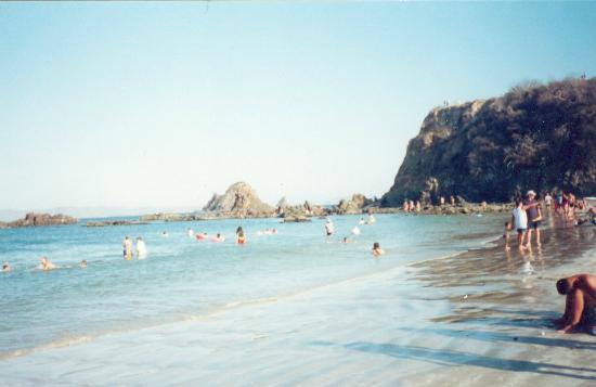Tenacatita Beach : playa de tenacatita