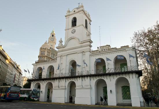 BuenosTours: Cabildo