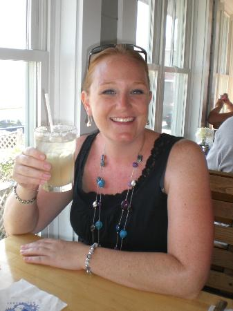 Bayside Betsy's Restaurant: Some of the BEST margarita's in Ptown!