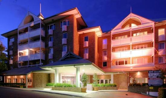 Pennant Hills Waldorf Apartment Hotel : Pennant Hills Waldorf Apartments
