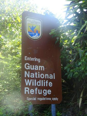 Agana, Mariana Islands: Guam National Wildlife Reserve