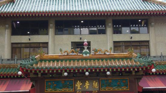 Kuan Yin Thong Hood Cho Temple: chinesischer tempel