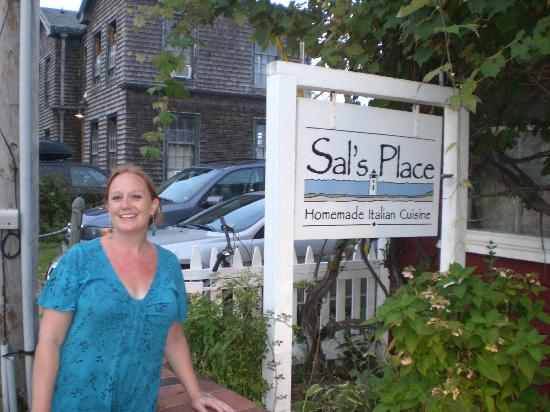 Sal's Place: Come and join us...