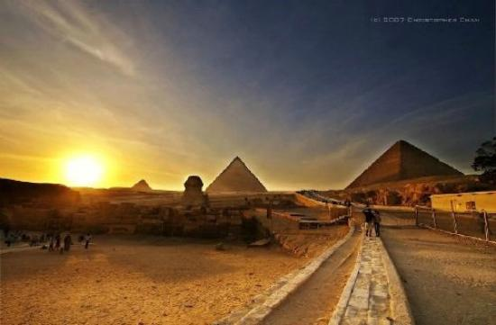 Milano Hostel: Great Pyramids