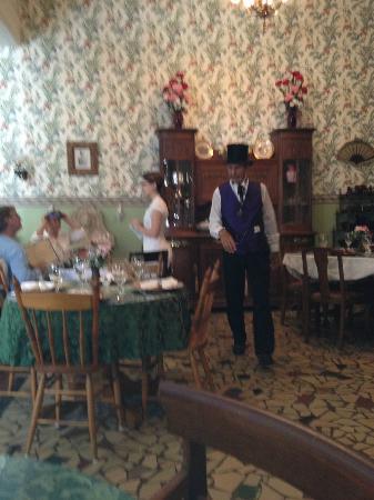 Mary Margaret S Tea Room Arcadia Fl