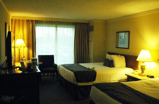 Harrah's Council Bluffs: Our Room