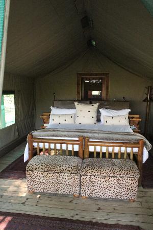 Camp Xakanaxa: Tent