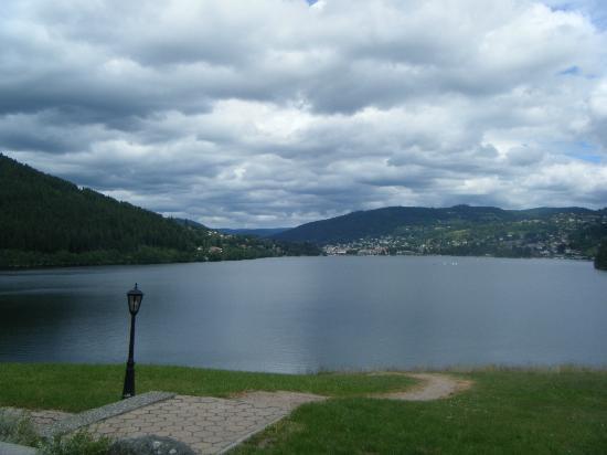 L'Auberge Au Bord du Lac : vue