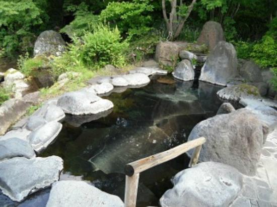 Kasuga no Mori : 露天風呂