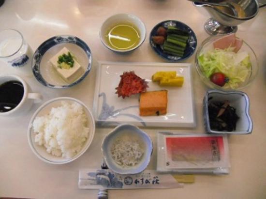 Kasuga no Mori : 朝食