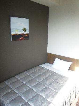 Hotel Route-Inn Minokamo: bed