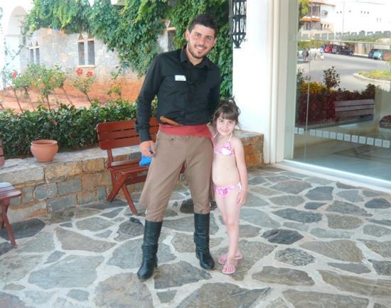 Creta Maris Beach Resort : Realmente nos encantó, regresaremos pronto. Hadar.