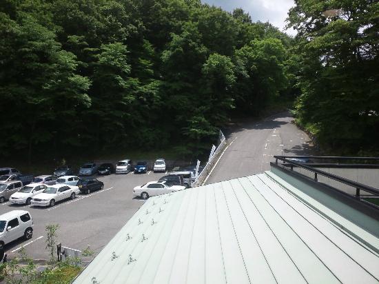 Spa Resort Abukuma: 駐車場