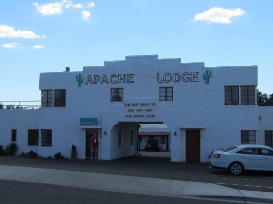 写真Apache Lodge枚
