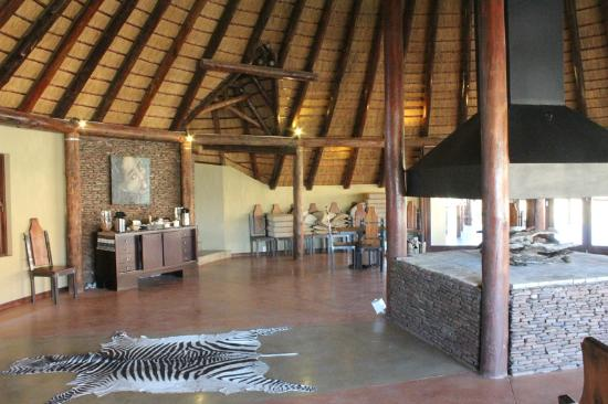 Hoodia Desert Lodge: Dining Area