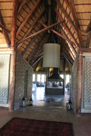 Hoodia Desert Lodge: Lodge Entrance