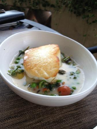 Delicias Restaurant: Seabass