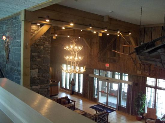 beautiful lobby picture of wyndham at bentley brook. Cars Review. Best American Auto & Cars Review