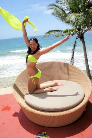 IKIN Margarita Hotel & Spa : Vista al mar CC. Makeuplocalypse
