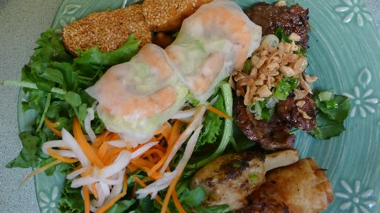 Nam-Viet Pho 79: Fantastic appetizers.