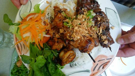 Nam-Viet Pho 79: Salmon!