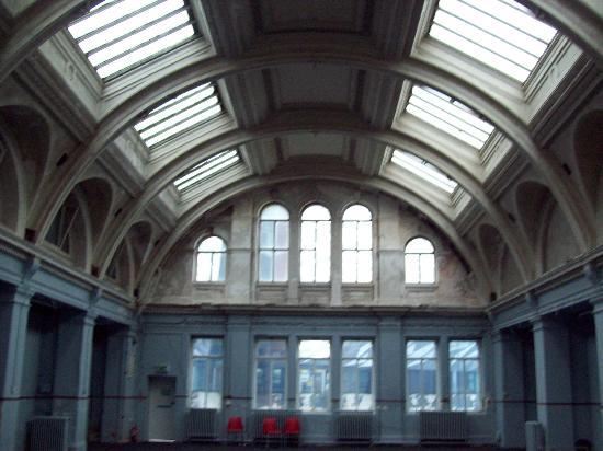 Susie Millar - Titanic Tours Belfast : drawing room ceiling