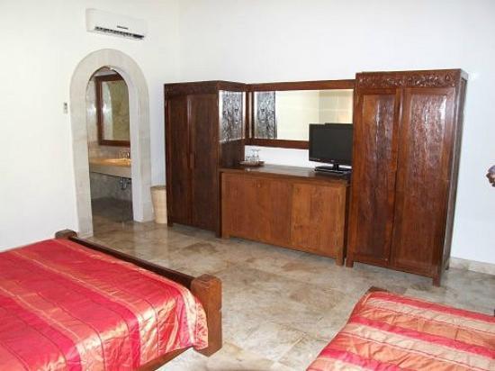 Bali Berg Villa : appartementkamer