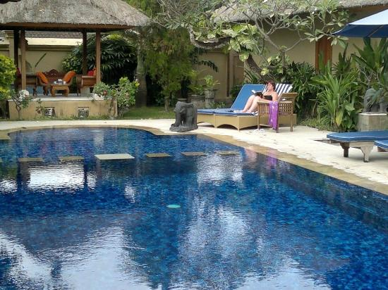 Bali Berg Villa : paradijsje