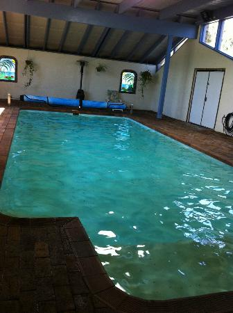 Magdala Motor Lodge: pool room