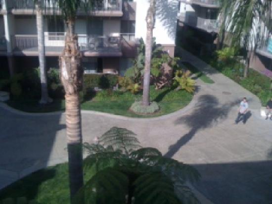 Oakwood Apartments Marina Del Rey: nice aspect and well maintained