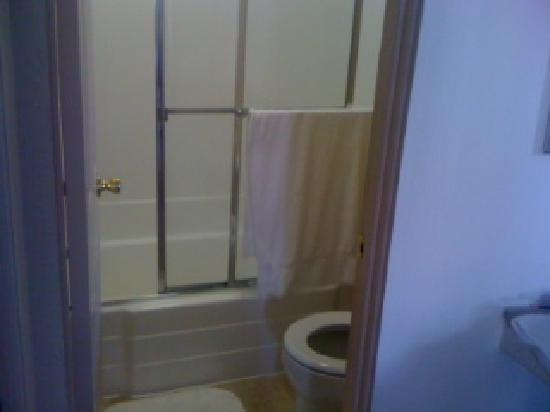 Oakwood Apartments Marina Del Rey: bathroom clean and functional