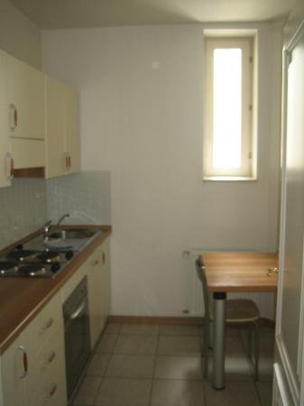 Hotel Suite Home Prague : Kitchen
