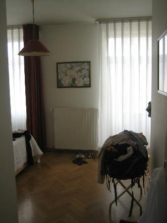 Hotel Suite Home Prague : Bed room