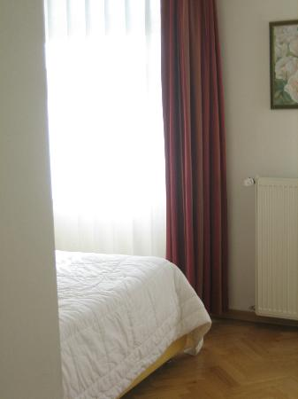 Hotel Suite Home Prague: Bed room