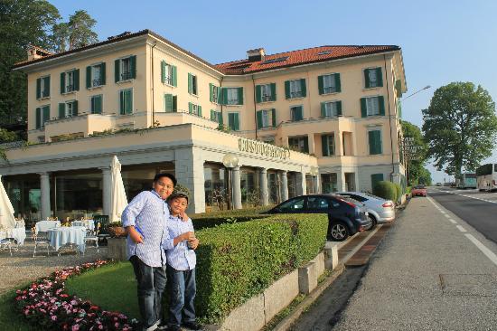 Hotel Villa Carlotta: Morning at Lake Como