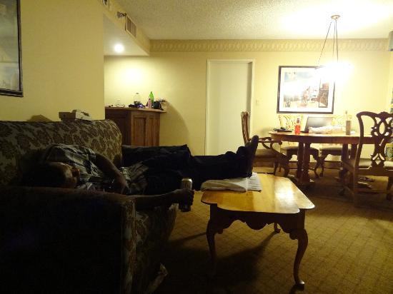 Vanllee Hotel and Suites: living room